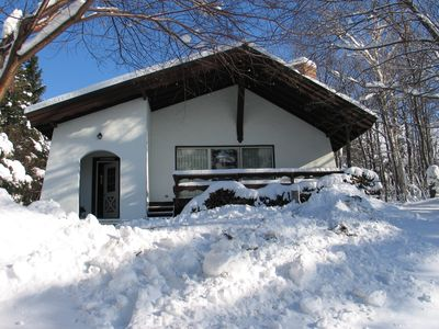 Photo for A pet friendly modern Chalet in the heart of Mittersill Village
