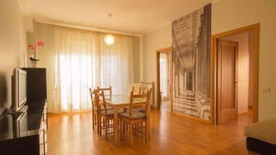 Photo for Subtle 2 Bedroom Apartment in Ostiense district