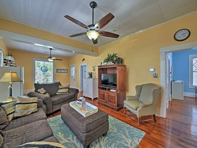 Photo for Cozy Home by Galveston College- 1/2 Mi. to Seawall