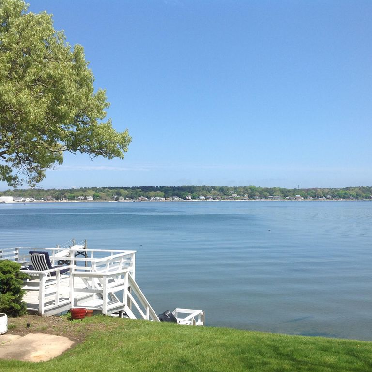 Hamptons Rentals By Owner: Hampton Beach House Private Beach Area Res...