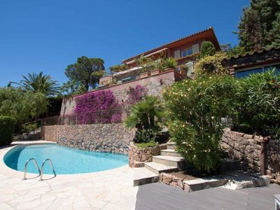 Photo for BEAUTIFUL PROPERTY WITH SWIMMING POOL AND PANORAMIC SEA VIEW