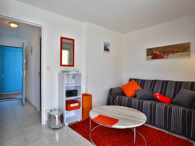Photo for F2 -4pers. maxi-refurbished: premises -mobiliés. TB equipped * * *