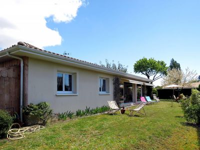 Photo for Vacation home La Forêt (RES100) in Ares - 6 persons, 3 bedrooms