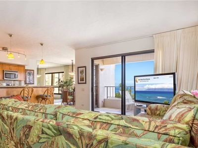 Photo for Kaanapali Alii #171! Prime Oceanview! Completely Remodeled!
