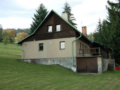 Photo for Comfortable house in the countryside, 800 meters from the skislopes. Great view