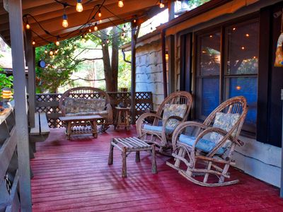 Photo for Great Covered Deck! Golf, Pool, Lake with Beach!