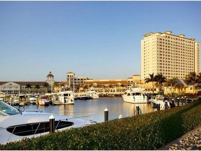 Photo for Gulf Coast Waterfront Condo with Unrestricted Boat Access to Gulf