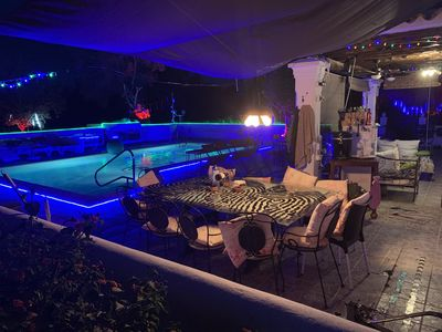 Photo for COOL HOUSE WITH BIG POOL IBIZA -SANTA EULARIA 10 people. +