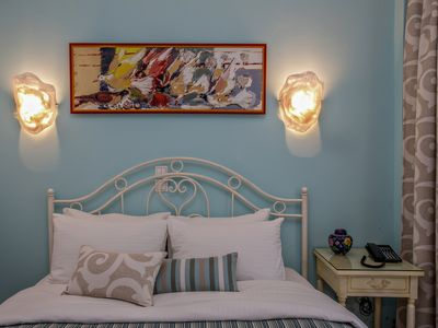 Photo for Light Blue Suite in Tinos!