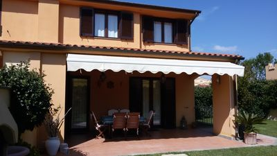 Photo for Villa in the Maremma to the sea in beautiful residence with pool park and much more