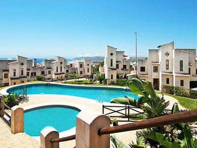 Photo for 2 bedroom Apartment, sleeps 4 in San Luis de Sabinillas with Pool and WiFi