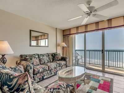 Photo for Near Main St., Oceanfront, 6th Floor, Pools, Wifi | AshWorth - 602