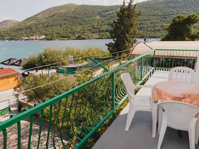 Photo for One bedroom apartment near beach Grebaštica (Šibenik)