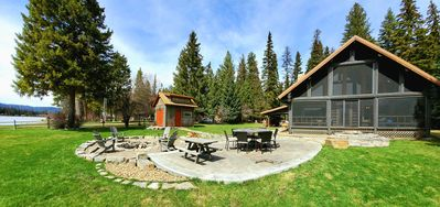 Photo for Middle Thompson Lake Log Cabin