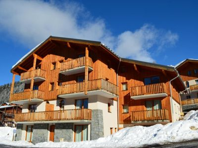 Photo for 1 bedroom accommodation in Valfrejus