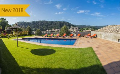 Photo for Historic Orista mansion for 18 guests, surrounded by the gorgeous Spanish countrysi