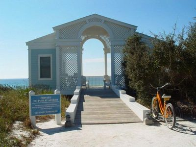 Photo for MARGARITA DAYS ~ Cozy Cottage Located in the Town of Seaside!!