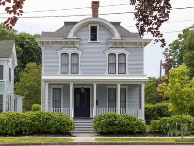 Photo for 1879 Beautiful Victorian home in the heart of Greenport, New York