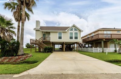 Photo for The Sand Castle; 3 bed/2 bath walking distance to beach!
