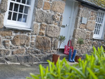 Photo for The Langley Tarne, a dog friendly,  luxury bolt-hole retreat for two in West Cornwall.