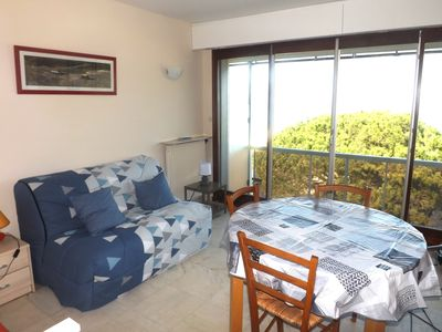 Photo for Arcachon Vacation beachfront apartment with panoramic views of the Bay