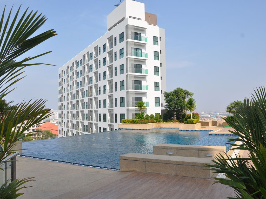 Appartement 2 chambres pattaya est tha lande 3876733 - Appartement de vacances pattaya major ...