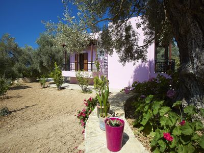 Photo for Experience the authentic Cretan spirit at Villa Athina!