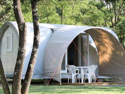 Photo for Camping Le Mas des Chênes *** - Sweet Coco 2 Rooms 4 People