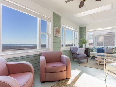 Photo for Endless Views of  the ocean can be enjoyed from 809 Ocean Blvd