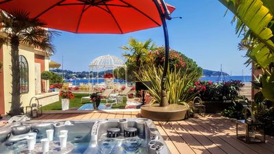 Photo for 2BR Apartment Vacation Rental in Villefranche-Sur-Mer, Provence-Alpes-Côte-D'Azur