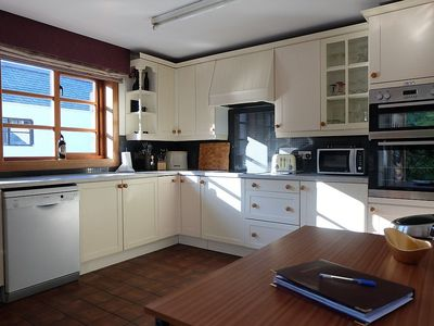 Photo for House in the center of Portree with Parking, Internet, Washing machine, Garden (119333)