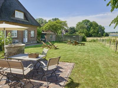 Photo for Luxurious holiday home directly on the Schlei for 2 persons