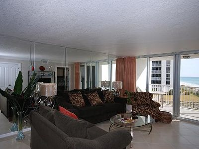 Photo for Shoreline Towers 2035 - 2 Bdrm/2 Bath Vacation Rental Directly on the Beach!