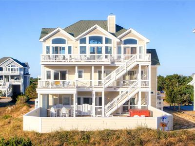 Photo for Luxurious Oceanfront Amenities-Avon w/Elevator, Pool, Tiki Bar, HotTub, GameRoom