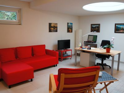 Photo for B&B Suite, free parking, top location, 2 Mins Walk To Metro Station & Danube