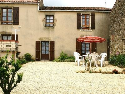 Photo for House in Saint Martin des Fontaines