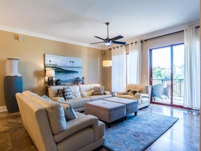 Photo for Charming Condo, Multiple pools and a hot tub, Minutes from the beach