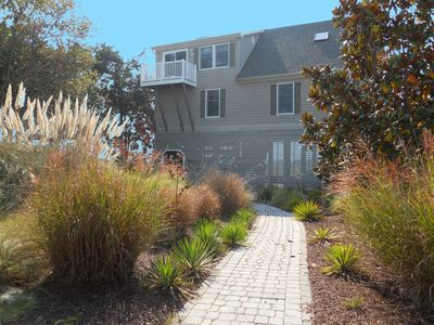 Photo for Relaxing Retreat - Steps to the Beach, Gorgeous Views & Private Dock