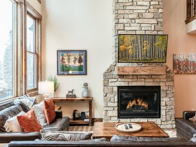 Photo for Mountain Views & Private Hot Tub! 2-Minutes to Winter Park Resort Activity