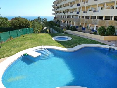 Photo for One bedroom Apartment, sleeps 4 in Santa Fe de los Boliches with Pool and Air Con