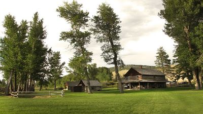 Photo for Old Kirby Place:historic Lodge & Cabins On Madison River 6 Beds/6 Baths/12+