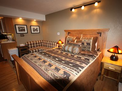 Photo for Great access to the mountain! Rest easy with new booking policies and rates.