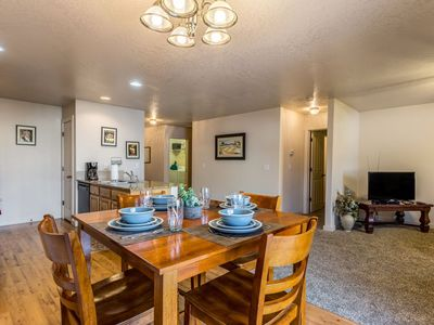 Photo for Charming, Private Town Home with Large Fenced Yard (1058)