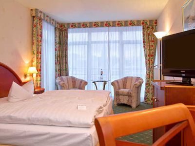 Photo for Double room balcony - SEETELHOTEL Ostseehotel Ahlbeck