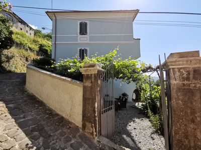 Photo for House With Views And Private Pool In Vico Pancellorum