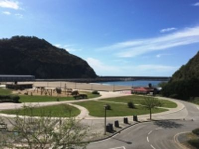 Photo for Beachfront Orio. 20km from San Sebastian. Terrace and Free Parking
