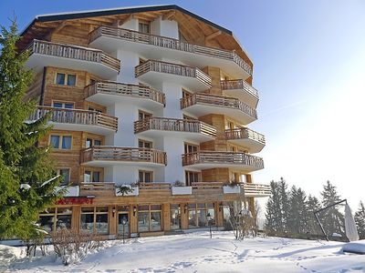 Photo for Apartment in Villars-sur-Ollon with Lift, Parking, Internet, Washing machine (41549)