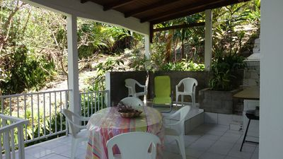 Photo for A 3-minute walk from the beach, comfort, relaxation and serenity