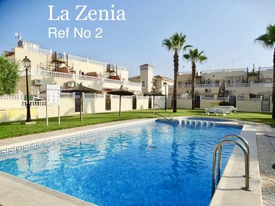 Photo for La Zenia 2 bed apartament near to The Beach.