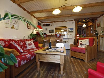 Photo for Cozy apartment in the center of the village